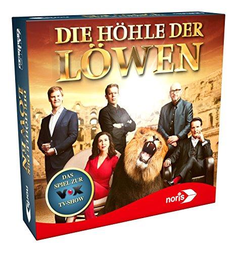 Noris Spiele 606101451 Die Höhle Der Löwen 2 Auflage