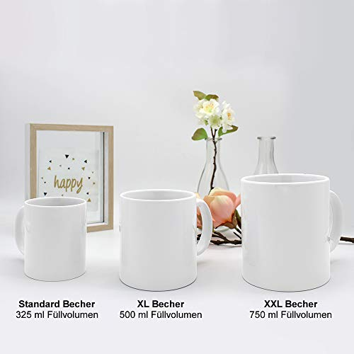photofancy xl xxl tasse mit foto bedrucken lassen jumbo becher personalisieren riesentasse. Black Bedroom Furniture Sets. Home Design Ideas