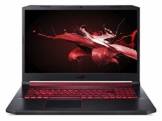Acer Nitro 5 (AN517-51-55EM) 43,9 cm (17,3 Zoll Full-HD IPS 120 Hz matt) Gaming Laptop (Intel Core i5-9300H, 8 GB RAM, 512 GB PCIe SSD, NVIDIA GeForce GTX 1650, Win 10 Home) schwarz/rot - 1