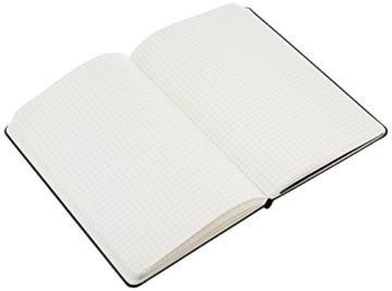 AmazonBasics Notizbuch, klassisches Design, groß, kariert - 2