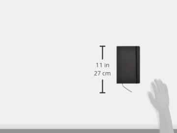 AmazonBasics Notizbuch, klassisches Design, groß, kariert - 9