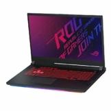 ASUS ROG Strix G731GT (90NR0223-M02060) 43,9 cm (17,3 Zoll, Full HD, vIPS, matt) Gaming-Notebook (Intel Core i5-9300H, 8GB RAM, 512GB SSD, NVIDIA GeForce GTX1650 (4GB), Windows 10) Black - 1