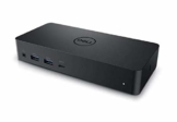 DELL D6000 Dockingstationen Mit USB 3.0 Kabel (3.1 Gen 1) Typ-C Schwarz (USB Typ-A, USB Typ-C, 10.100.1000 Mbit/s, Schwarz, 3840 x 2160 Pixel) - 1
