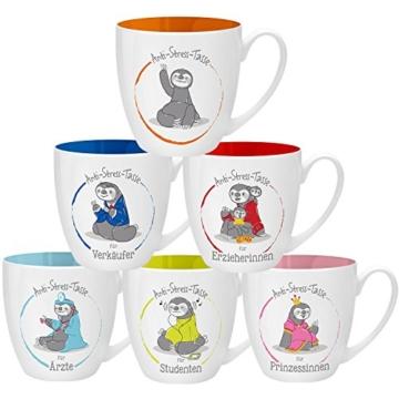 Gruss und Co 46267 Anti-Stress Tasse für Dich, 45 cl, Geschenk, Kaffeetasse - 3