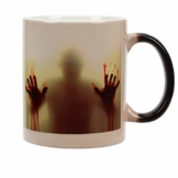 Incutex Color changing mug Tasse mit Thermoeffekt Farbwechsel Tasse – Zombie - 1