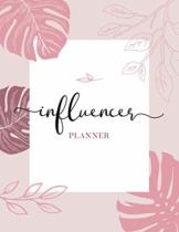 Influencer Planner: Social Media Marketing Organizer - 1