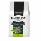 LECHUZA PON Pflanzsubstrat, 6 l, Mineralgestein, Allergiker geeignet, Inklusive Langzeitdünger, Alternative zu herkömmlicher Erde, 19561 - 1
