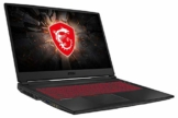 MSI GL75 10SDR-222 43,9 cm (17,3 Zoll/144Hz) Gaming-Laptop (Intel Core i7-10750H, 16GB RAM, 512GB PCIe SSD + 1TB HDD, Nvidia GeForce GTX 1660 Ti 6GB, Windows 10 Home) - 1
