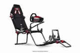 Next Level Racing® F-GT Lite Formula and GT Foldable Simulator Cockpit - 1