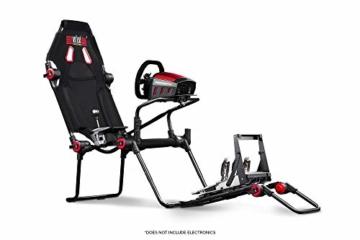 Next Level Racing® F-GT Lite Formula and GT Foldable Simulator Cockpit - 1