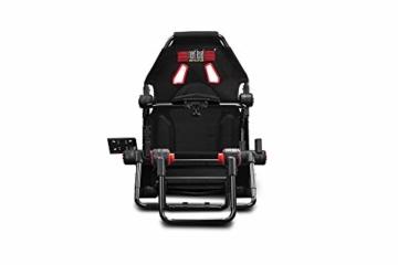 Next Level Racing® F-GT Lite Formula and GT Foldable Simulator Cockpit - 11