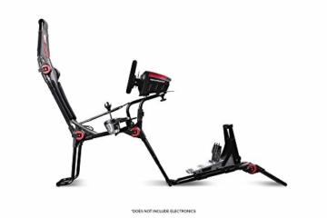 Next Level Racing® F-GT Lite Formula and GT Foldable Simulator Cockpit - 12
