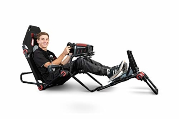 Next Level Racing® F-GT Lite Formula and GT Foldable Simulator Cockpit - 13