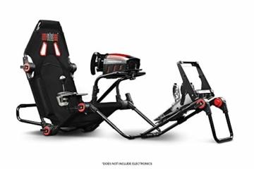 Next Level Racing® F-GT Lite Formula and GT Foldable Simulator Cockpit - 5