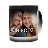 PhotoFancy® - Zaubertasse mit Foto Bedrucken Lassen - Magic Mug Personalisieren – Fototasse Zauberbecher selbst gestalten - 1