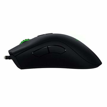 Razer DeathAdder Elite - Esports und Gaming Maus mit 16.000 DPI 5G Optischem Sensor und mechanischen Mausschaltern, schwarz - 3