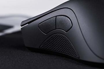 Razer DeathAdder Elite - Esports und Gaming Maus mit 16.000 DPI 5G Optischem Sensor und mechanischen Mausschaltern, schwarz - 8