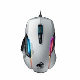 Roccat Kone AIMO Gaming Maus (hohe Präzision, Optischer Owl-Eye Sensor (100 bis 16.000 Dpi), RGB AIMO LED Beleuchtung, 23 programmierbare Tasten, Designt in Deutschland, USB), weiß(remastered) - 1