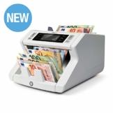 Safescan 2265 - Banknotenzähler für unsortierte Banknoten mit 5-facher Falschgelderkennung. - 1