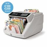 Safescan 2465-S - Banknotenzähler für gemischte Geldscheine, mit 7-facher Falschgeldprüfung - 1
