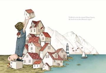 Vielleicht - Eine Geschichte über die unendlich vielen Begabungen in jedem von uns: Das besondere Kinderbuch (Geschenkbuch Mädchen und Jungen) - 5