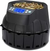ZZap CS40 - Automatischer EURO Münzzähler & -sortierer - Geldzählmaschine Münzzählautomat Geldzähler - 1