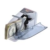 Aibecy Mini Handy Bill Cash Banknote Counter Geld Währung Zählmaschine AC oder Batterie angetrieben (Geldzähler) - 1