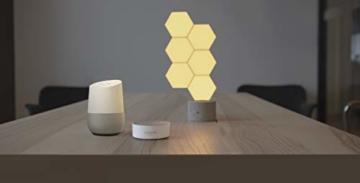 Cololight PRO Lichtsystem - Steuerung per App (Android und Apple), Alexa, Google Home, 16 Mio RGB LED Farben und Effekte, Gamingbeleuchtung zum Zusammenstecken, Stone Set mit 6 Modulen - 3