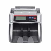 Dbtxwd Banknotenzähler mit Mehreren Währungen Geldzähler mit Falschgeld-Detektor für Bargeldbank - 1