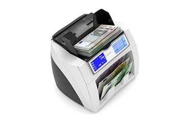 Detectalia S400 - Automatischer Banknotenzähler - 2