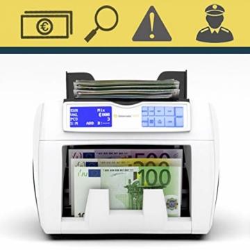 Detectalia S400 - Automatischer Banknotenzähler - 3