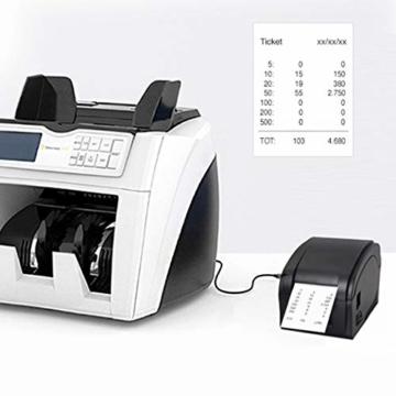 Detectalia S400 - Automatischer Banknotenzähler - 4