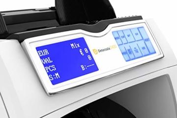 Detectalia S400 - Automatischer Banknotenzähler - 6