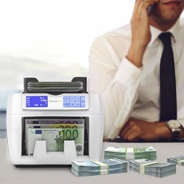 Detectalia S400 - Automatischer Banknotenzähler - 7