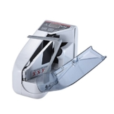 Fesjoy Mini Handy Bill Cash Banknotenzähler Geld Währungszählmaschine Wechselstrom oder batteriebetriebenGeldscheinzähler,Geldzähler,Geldzählmaschine,Stückzahlzähler,Banknotenzähler - 1