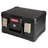 Feuerfeste Wasserdichte Dokumentenkassette DIN A5, 30,9 x 24,9 x 17,8 cm - 1