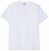 Fruit of the Loom Valueweight T-Shirt Weiss M - 1