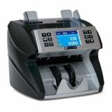 Geldzählmaschine Wertzähler Summe gemischte Banknoten SR9000 von Securina24 - 1