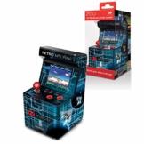 MY ARCADE Meine Spielhalle DGUN-2577tragbares Mini-Spielgehäuse im Retrostil, 8 Bit - 1