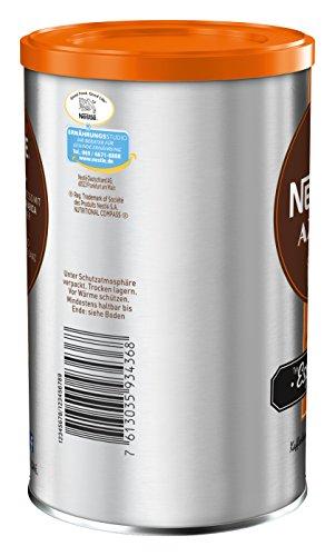 NESCAFÉ AZERA Typ Espresso, hochwertiger Instant Espresso mit feinen Arabica Kaffeebohnen, koffeinhaltig, mit samtiger Crema, 1er Pack (1 x 100g) - 4