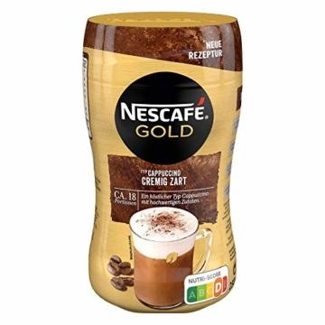 Nescafe Cappuccino cremig zart, 250g - 1