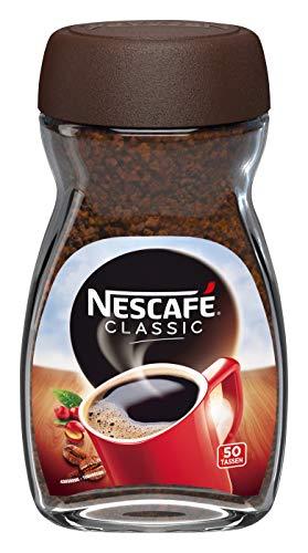 NESCAFÉ Classic, löslicher Bohnenkaffee, 1er Pack (1 x 100g) - 1