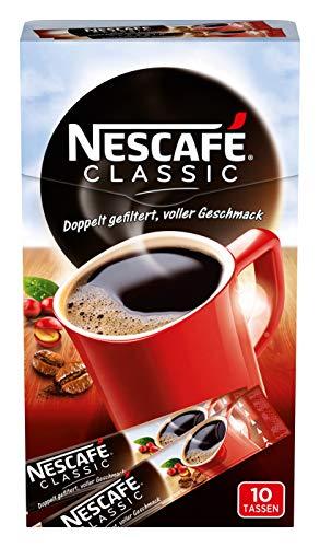 NESCAFÉ Classic Sticks, löslicher Bohnenkaffee, 10 x 2 g - 1