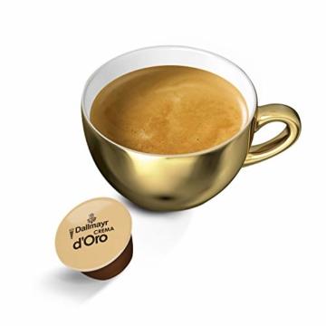 NESCAFÉ Dolce Gusto Dallmayr Crema d'Oro, XXL-Vorratsbox, schnelle Zubereitung, aromaversiegelte Kapseln, 90 Kaffeekapseln - 2