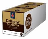 NESCAFÉ Dolce Gusto Dallmayr Prodomo | 48 Kaffeekapseln | Spitzenqualität für einen vollaromatischen Geschmack | 100% Arabica-Bohnen | Aromaversiegelte Kapseln | 3er Pack (3 x 16 Kapseln) - 1