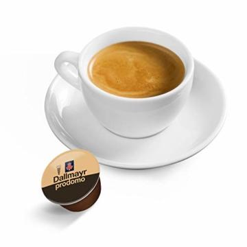 NESCAFÉ Dolce Gusto Dallmayr Prodomo, XXL-Vorratsbox, 90 Kaffeekapseln, 100 Prozent Arabica-Bohnen, Aromaversiegelte Kapseln, 3er Pack (3 x 30 Kapseln) - 3