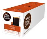 NESCAFÉ Dolce Gusto Grande Intenso | 48 Kaffeekapseln | Arabica Bohnen aus Ostafrika und Südamerika | Haselnussbraune Crema | Aromaversiegelte Kapseln | 3er Pack (3 x 16 Kapseln) - 1