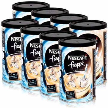 Nescafé Frappé Eiskaffee 8er Pack, (8x275g) - 1