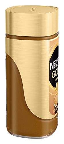 NESCAFÉ Gold Crema, löslicher Bohnenkaffee aus erlesenen Arabica-Kaffeebohnen, Instant-Pulver, koffeinhaltig & aromatisch, 6er Pack (6 x 200 g) - 2