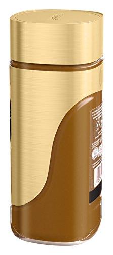 NESCAFÉ Gold Crema, löslicher Bohnenkaffee aus erlesenen Arabica-Kaffeebohnen, Instant-Pulver, koffeinhaltig & aromatisch, 6er Pack (6 x 200 g) - 6
